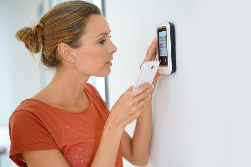 thermostat maison ecoenergetique