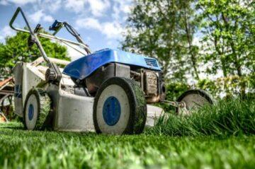 Le robot-tondeuse : durable et peu coûteux sur le long terme