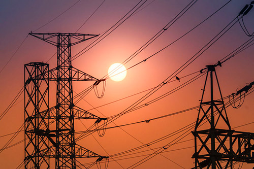 Les classes de consommation d'électricité pour les pros.