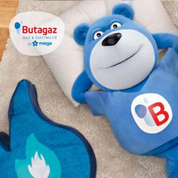 La nouvelle campagne Butagaz qui a du chien.