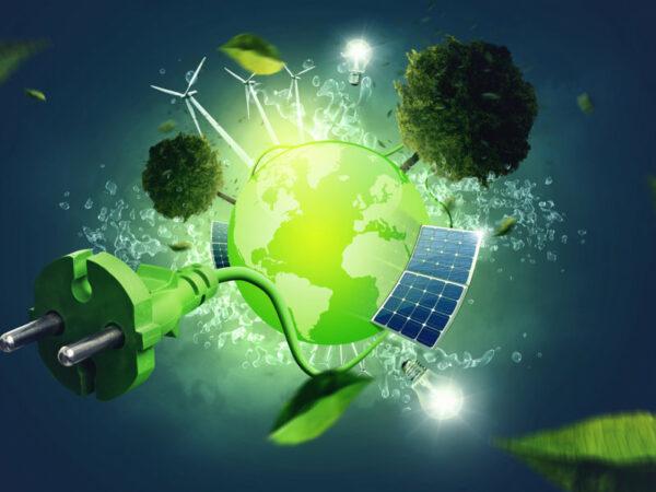 Des sources d'énergie partout.